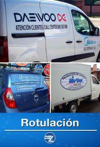 Rotulacion Vehicular A